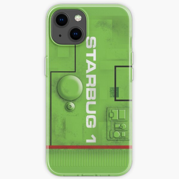 Starbug hull - Red Dwarf iPhone Soft Case