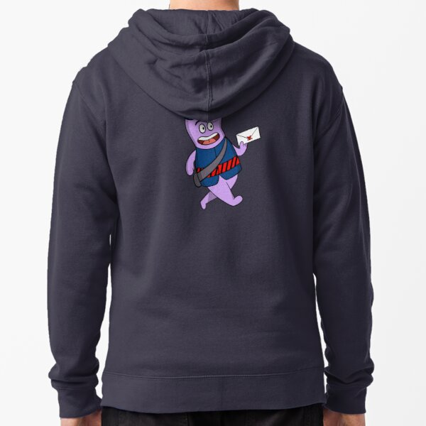 Bacillus anthracis anthrax Zipped Hoodie