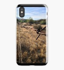 The Barbwire iPhone Case
