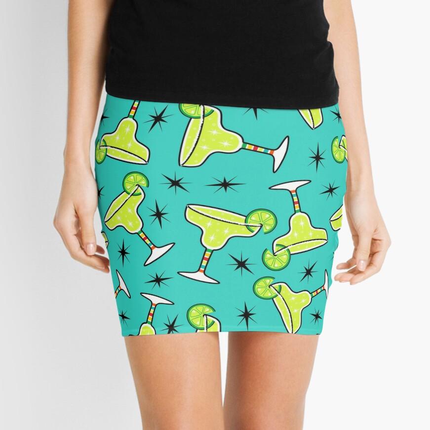 Margarita Time Mini Skirt