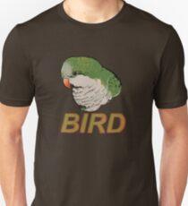 BIRD - Quaker Parrot (Green) Unisex T-Shirt