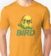 BIRD - Budgerigar Unisex T-Shirt