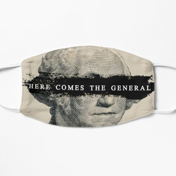 Here Comes the General! Mask