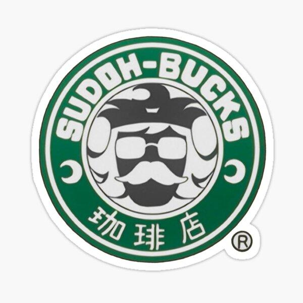 Logotipo de Toradora Sudoh-Bucks Pegatina