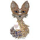 Faux Fox by MeaKitty