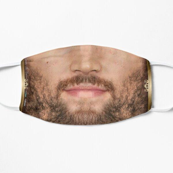 Kevin loves Basketball Face Mask, Selfie Face Mask, Realistic Man Mask Mask