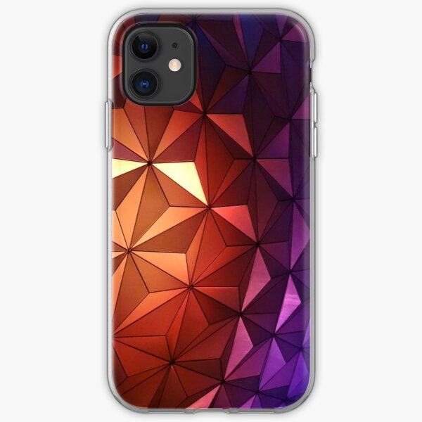 Geometry you need iPhone Soft Case