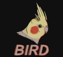 BIRD - Cockatiel | Baseball  Sleeve