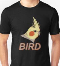 BIRD - Cockatiel Unisex T-Shirt