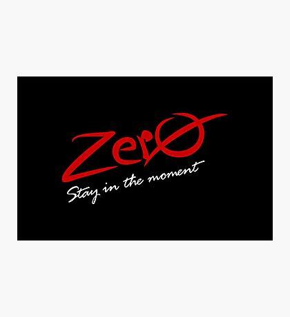 Zero VRS2 Photographic Print