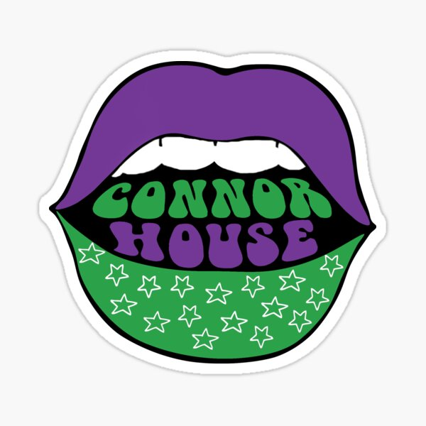 Connor House pt 2 Sticker