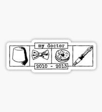 My Doctor (Smith) alt. Sticker