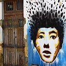 Creative graffiti, Olinda (Brazil) by fionapine