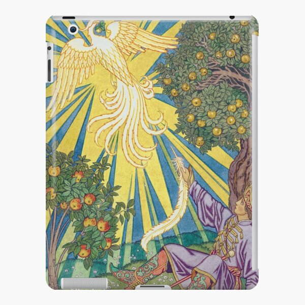 Ivan and the Firebird - Ivan Bilibin iPad Snap Case