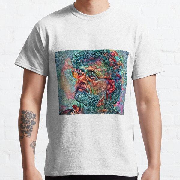 Terrence McKenna Peinture psychédélique 2020 T-shirt classique