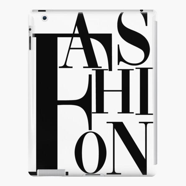 Fashion iPad Snap Case