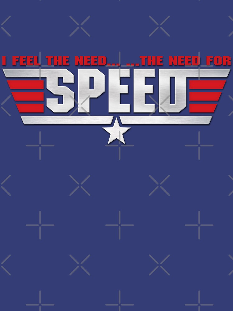 I Feel The Need.. ..The Need For Speed by KRDesign