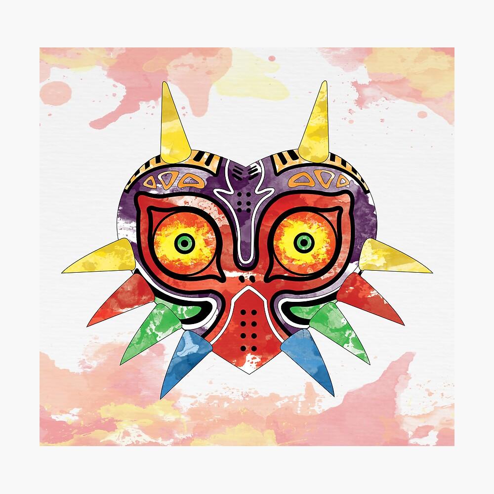 Majora's Mask Fotodruck