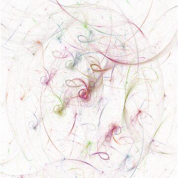 Apophysis Fractal Design - Galaxy by iLikeGummybears