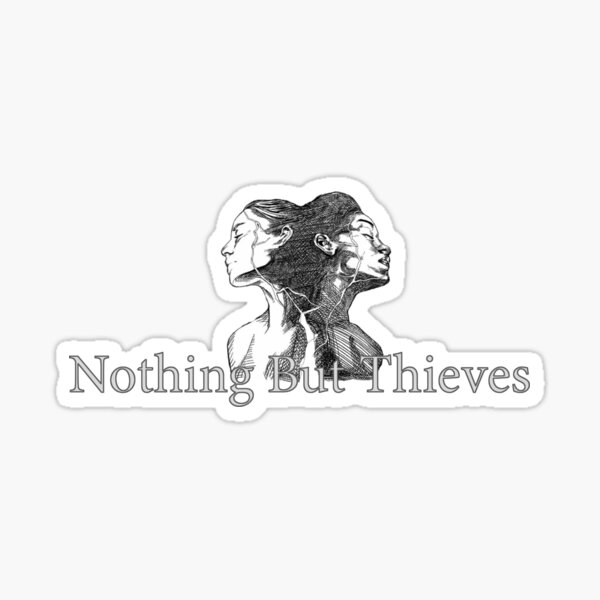 nothing but thieves Sticker