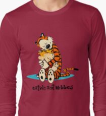 Hug Calvin and Hobbes T-Shirt
