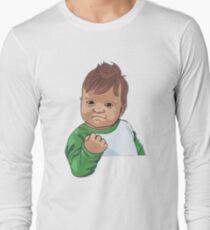 Success Kid Long Sleeve T-Shirt