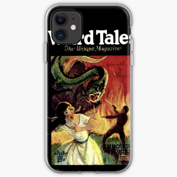 Weird Tales 3 iPhone Soft Case