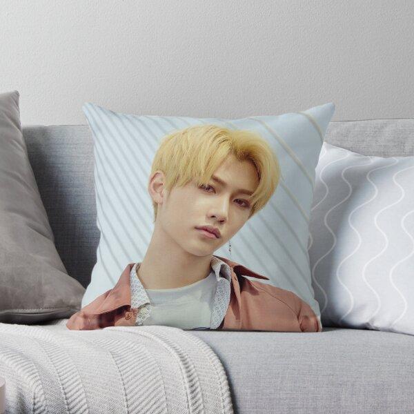 STRAY KIDS MIROH FELIX Throw Pillow