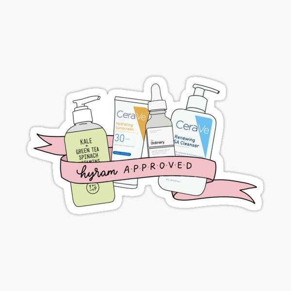 Hyram approved Sticker