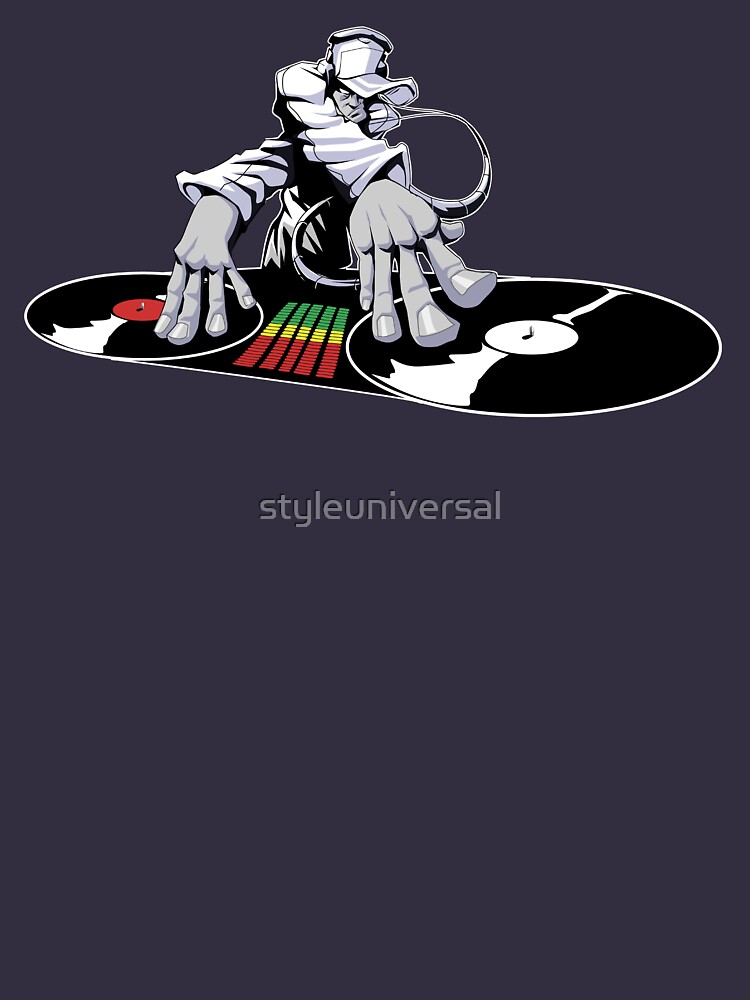 Deejay by styleuniversal