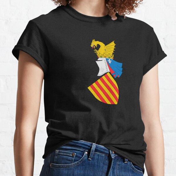 Escudo de la Comunidad Valenciana Camiseta clásica