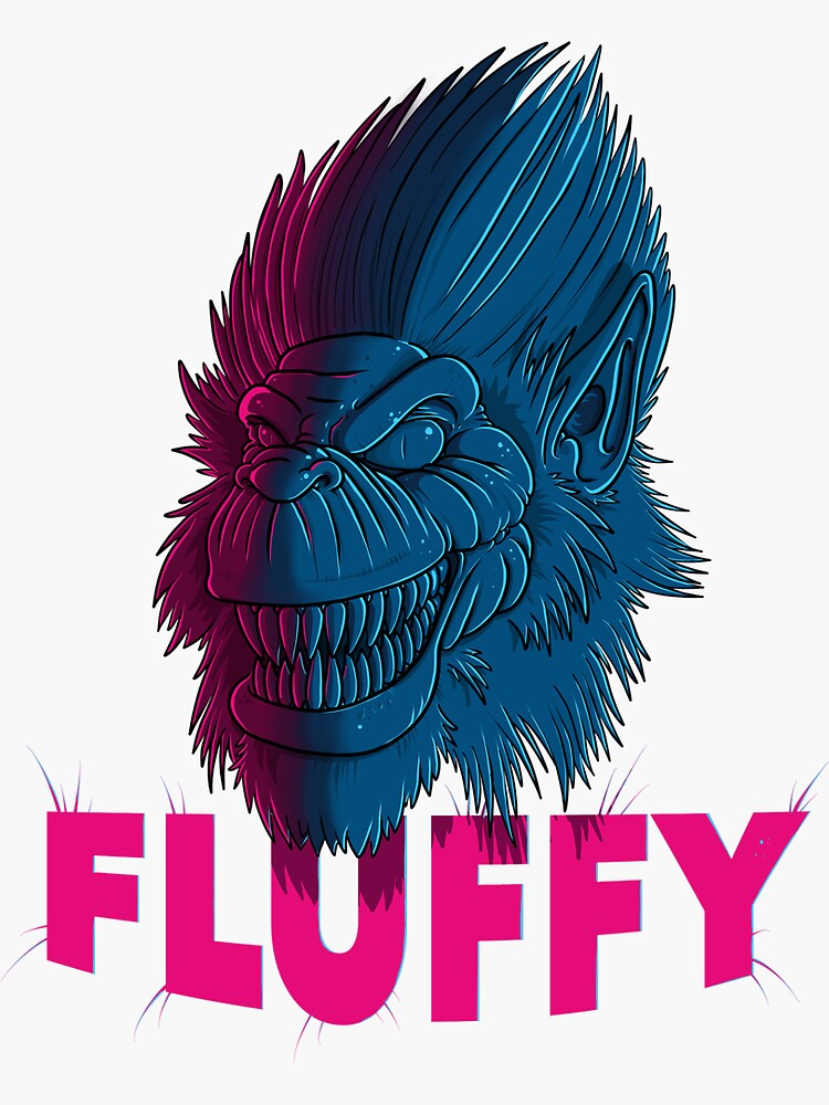 Fluffy by riotpixel
