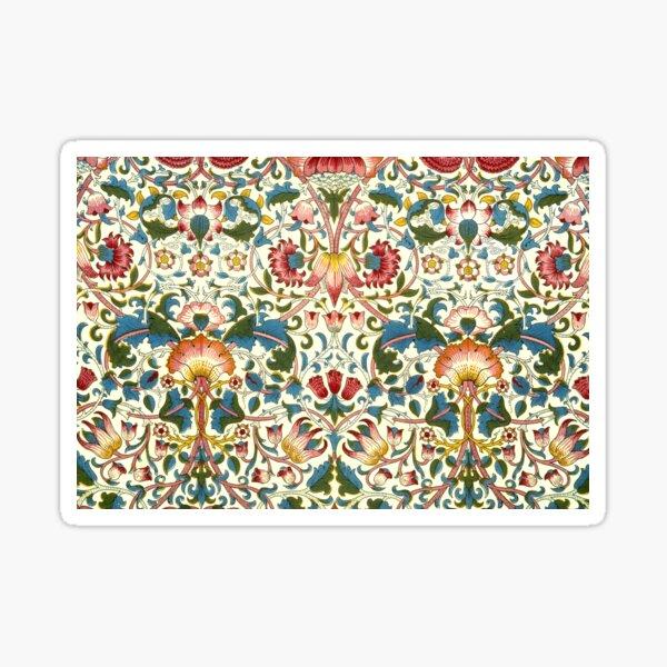 William Morris Lodden Sticker