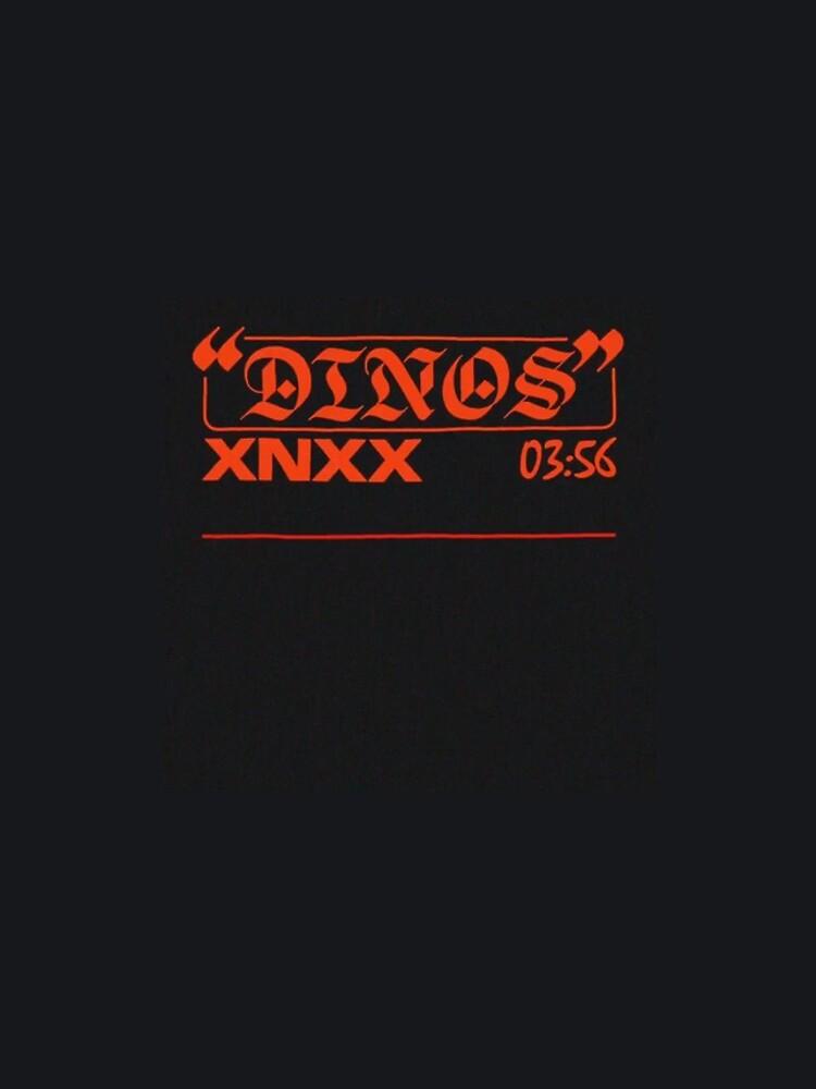 XNXX Dinos rap iPhone Case & Cover by Elikio   Redbubble