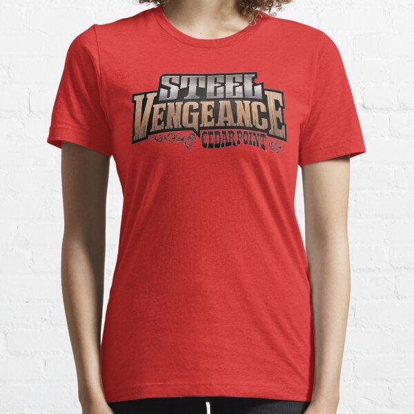 Steel Vengeance Logo Essential T-Shirt