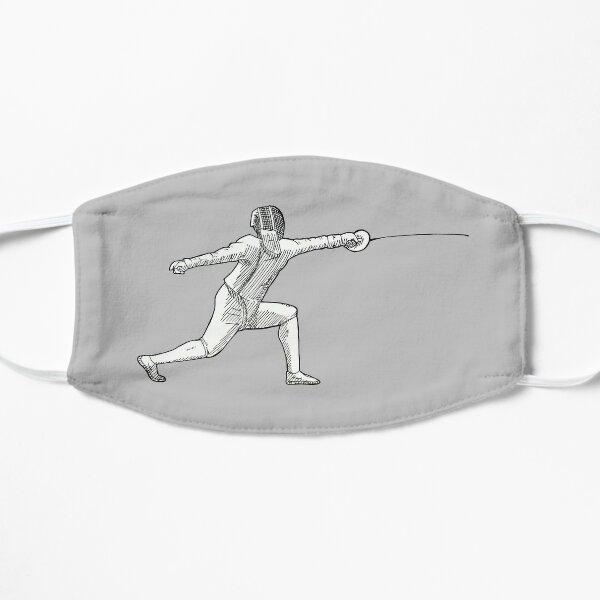 Fencer - Sabre Lunge Mask