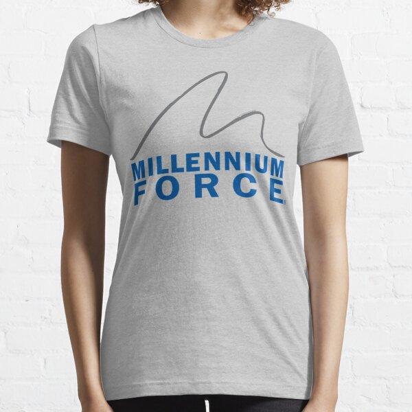 Millennium Force Logo Essential T-Shirt