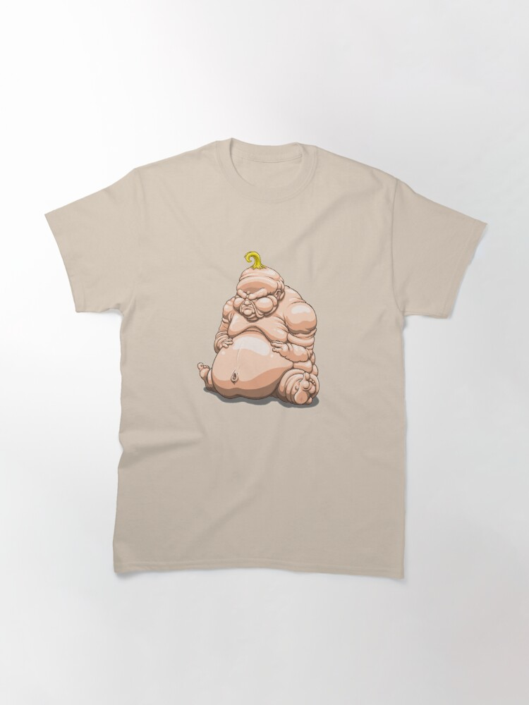 Alternate view of Big Fat Baby Classic T-Shirt