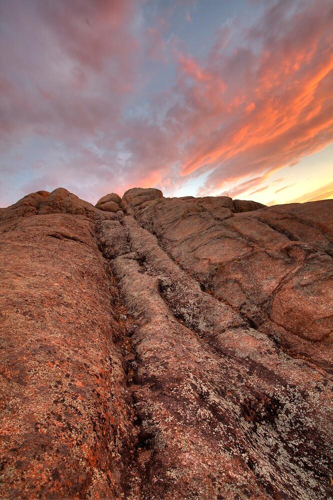 Sunset Slide by Bob Larson