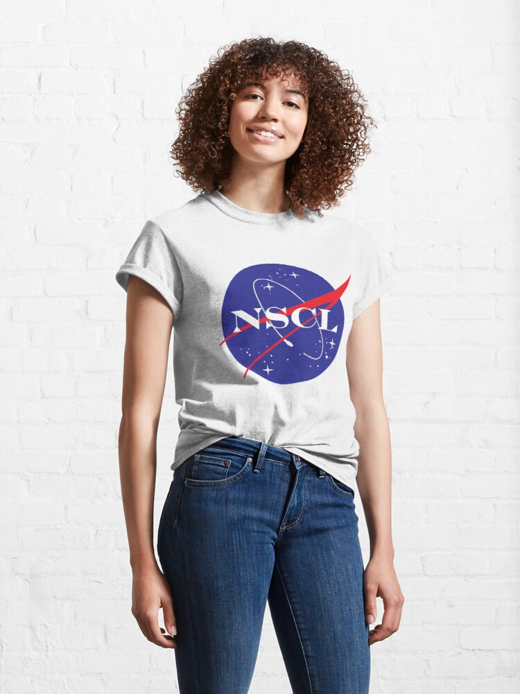 Alternate view of NSCL 2020 Classic T-Shirt