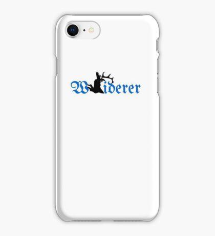 Wuiderer (Poacher) VRS2 iPhone Case/Skin