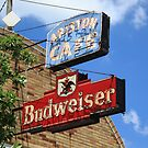 Route 66 - Ariston Cafe Neon by Frank Romeo