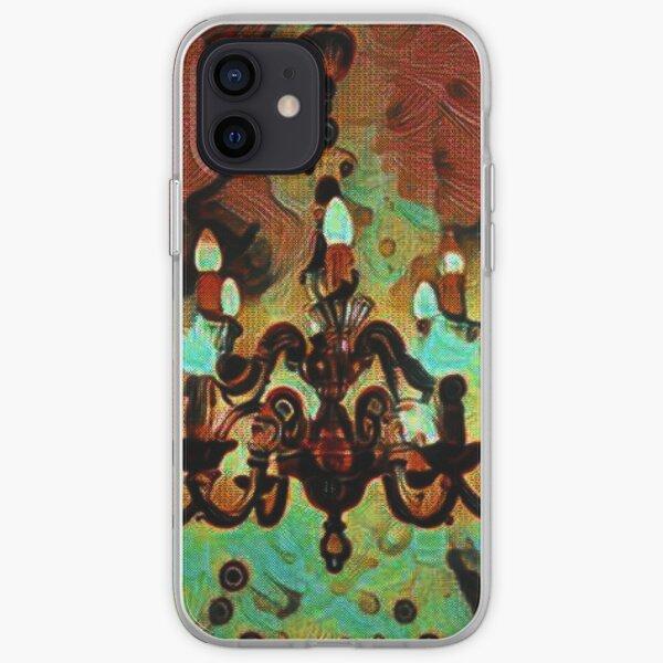 Chandelier Retro Rustic iPhone Soft Case