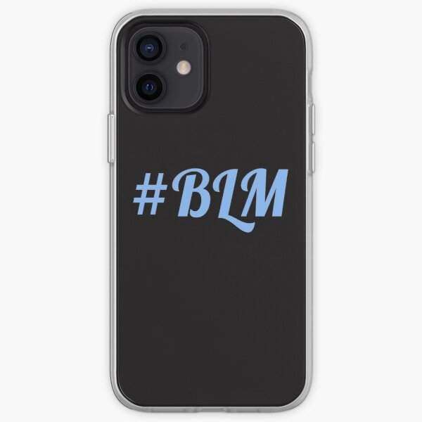 #BLM iPhone Soft Case
