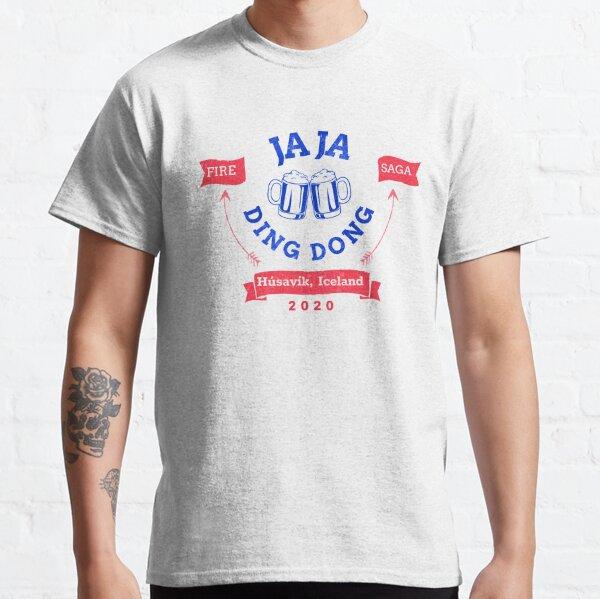 Eurovision Ja Ja Ding Dong Classic T-Shirt