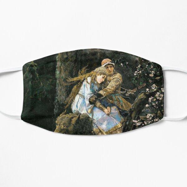 Ivan Tsarevich riding the Gray Wolf - Viktor Vasnetsov Mask