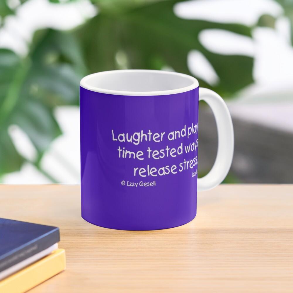 Laughter and Play Mug