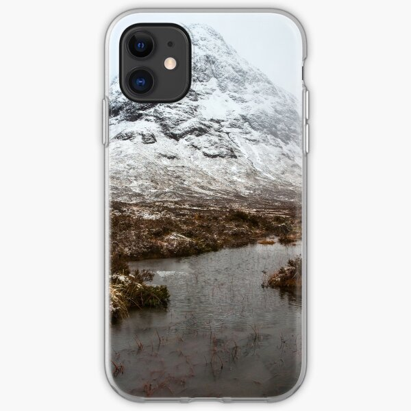 Buchaille Etive Mor iPhone Soft Case