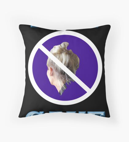 MAN CAVE Throw Pillow