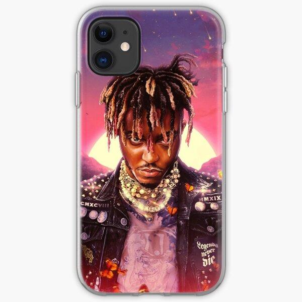 juice world legends nevr die album cover iPhone Soft Case